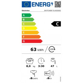 Pralka Electrolux EW7F348SP