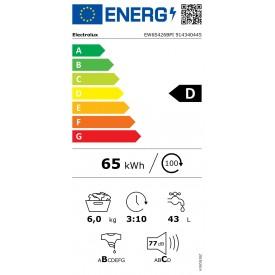 Pralka Electrolux EW6S426BPI