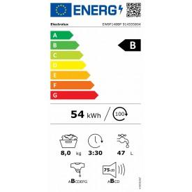 Pralka Electrolux EW8F148BP