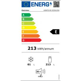 Lodówka Electrolux LNS6TE19S